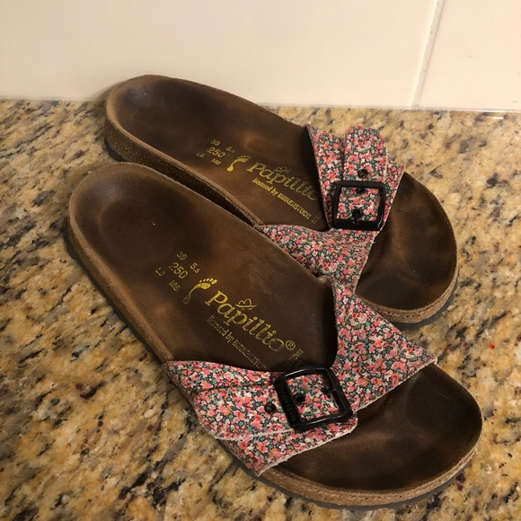 Papillio by Birkenstock. Madrid Sandals.